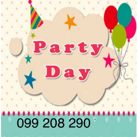 Party Day Խնջույքների կազմակերպում